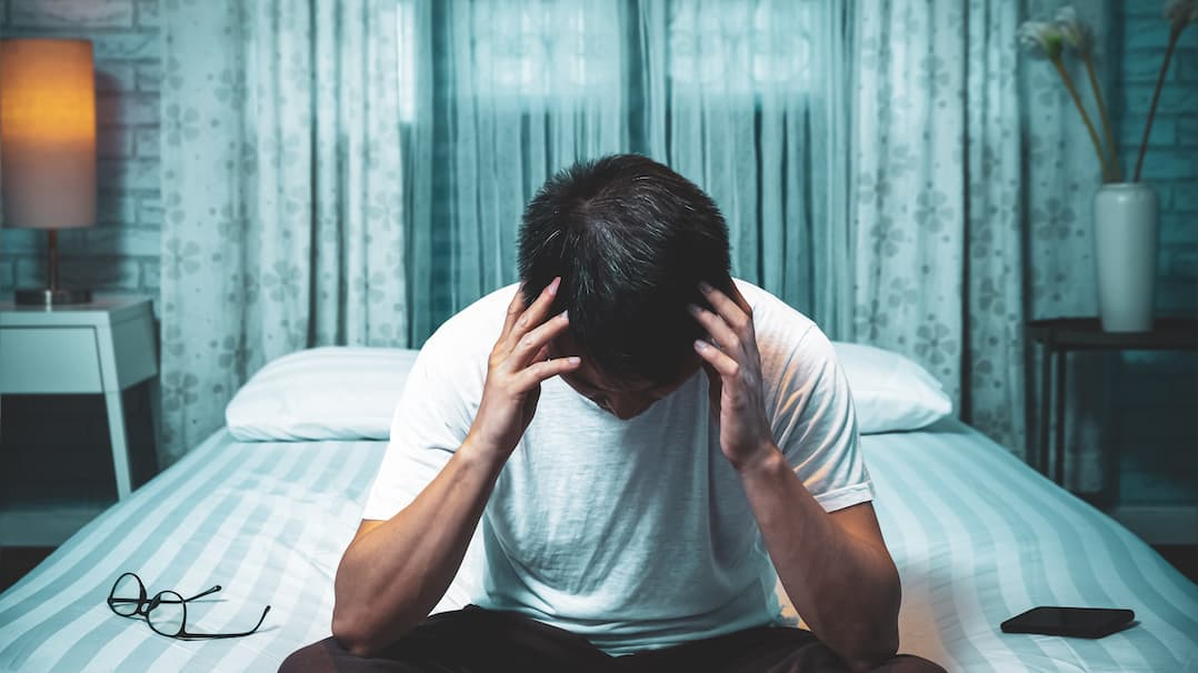 Take Control of Chronic Stress: Q&A with Dr. David Rabin