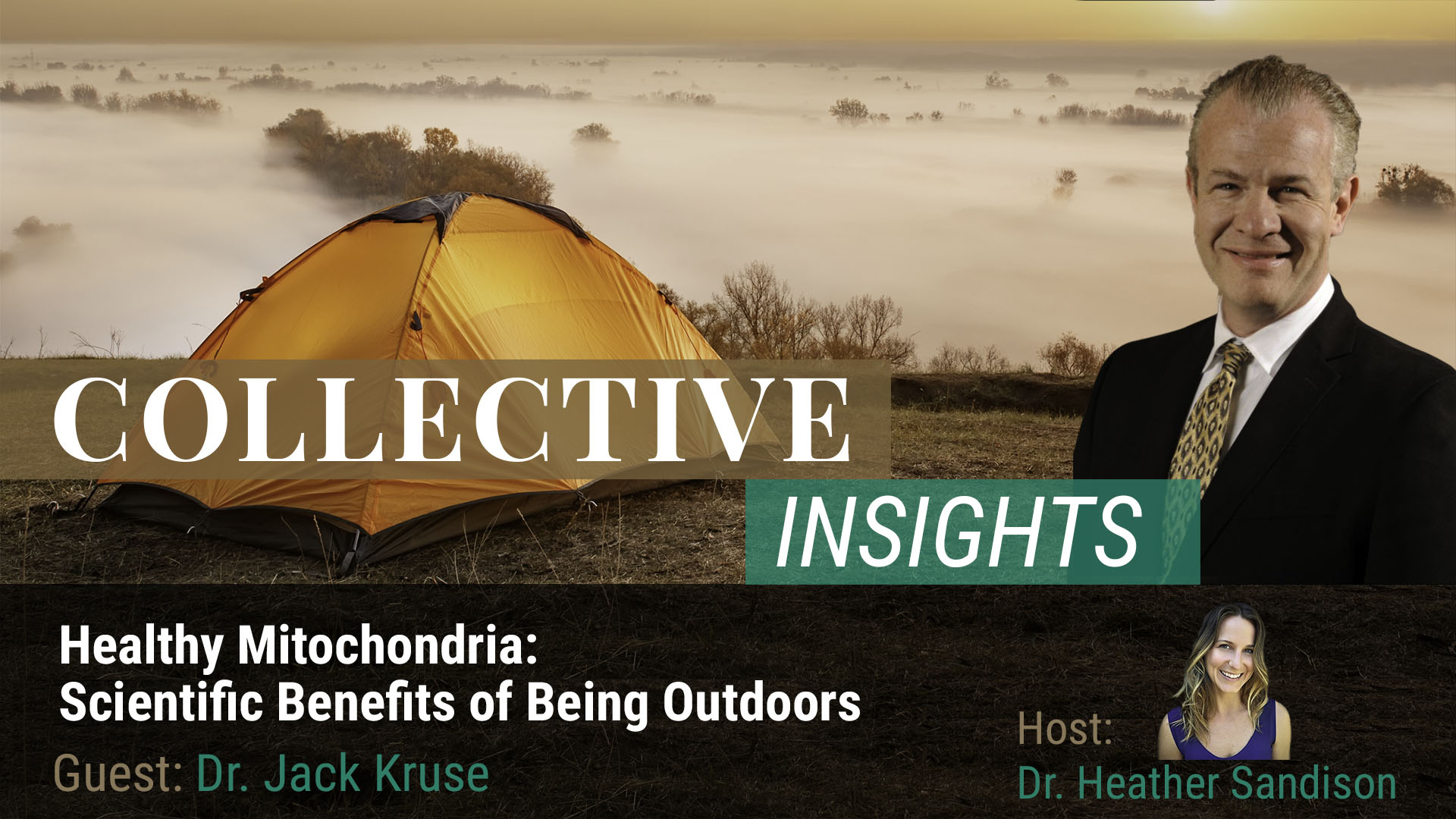 Healthy Mitochondria: Scientific Benefits of Being Outdoors