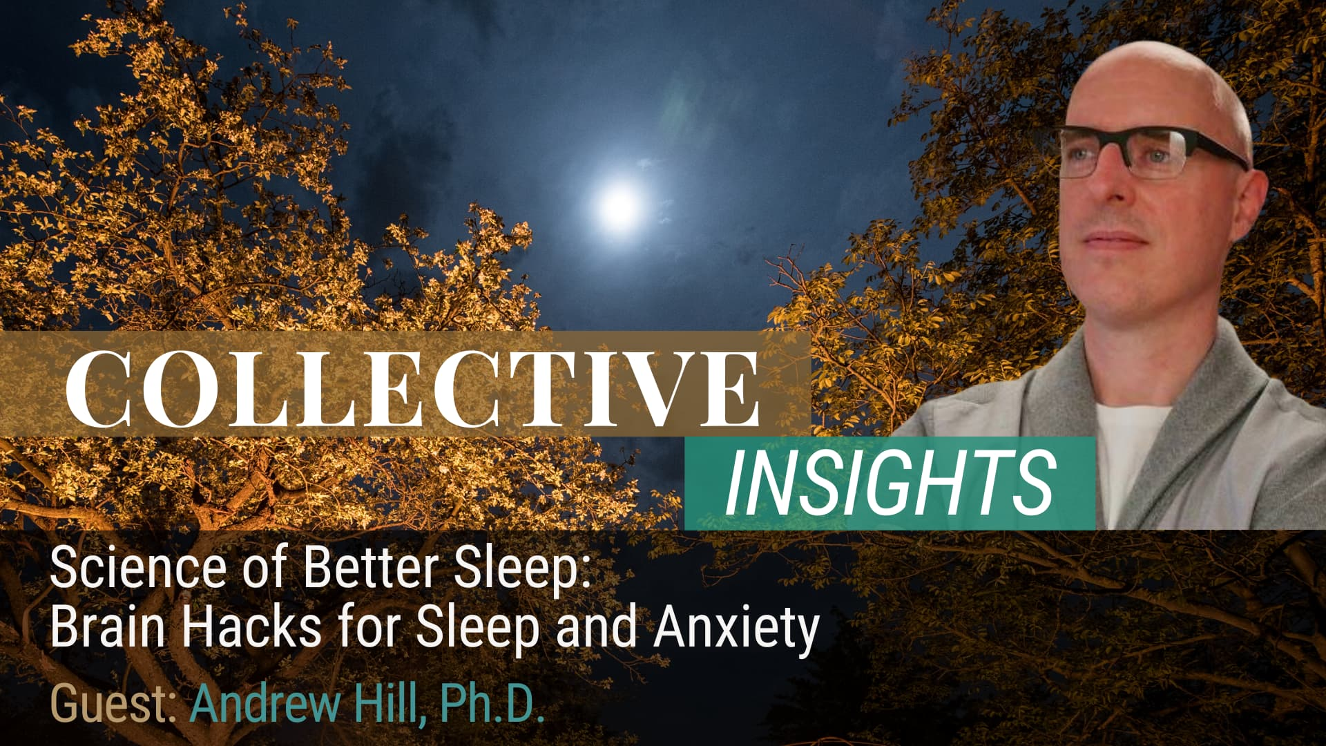 The Science of Better Sleep: Brain Hacks for Sleep and Anxiety