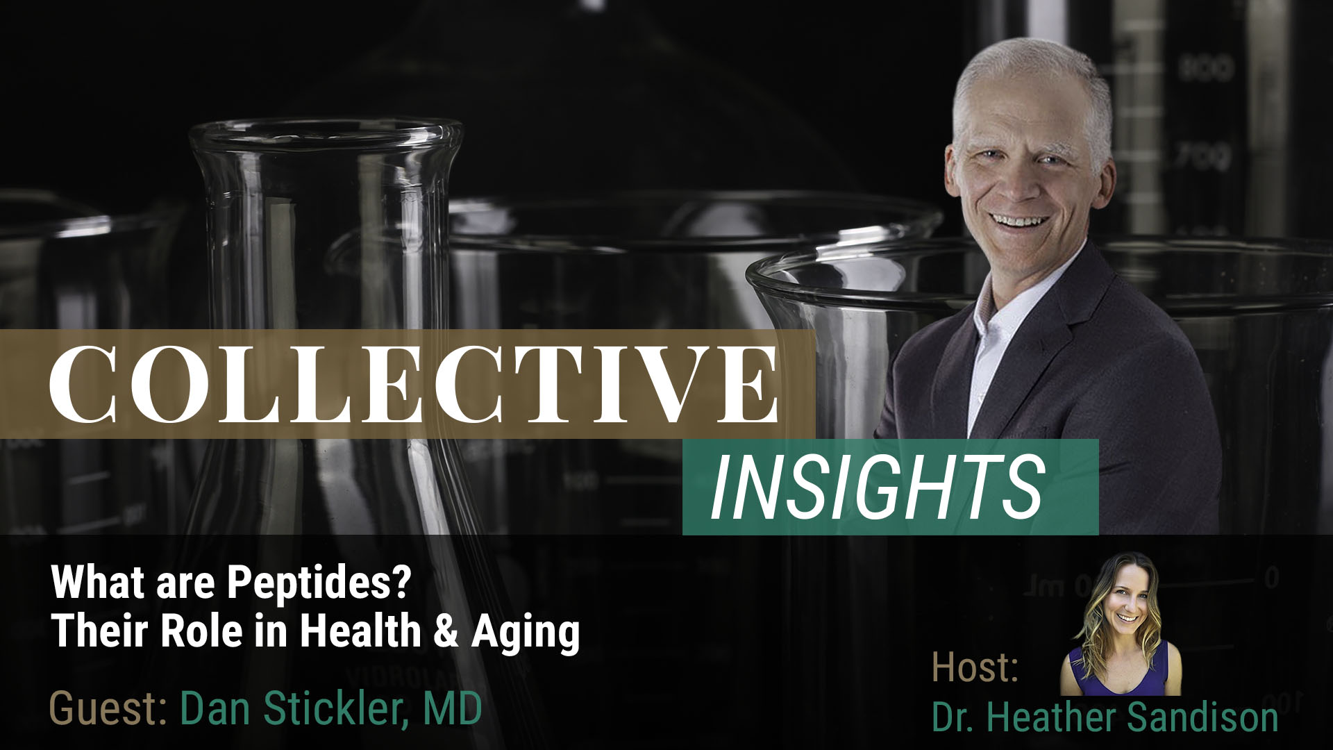 What are Peptides? Their Role in Health & Aging
