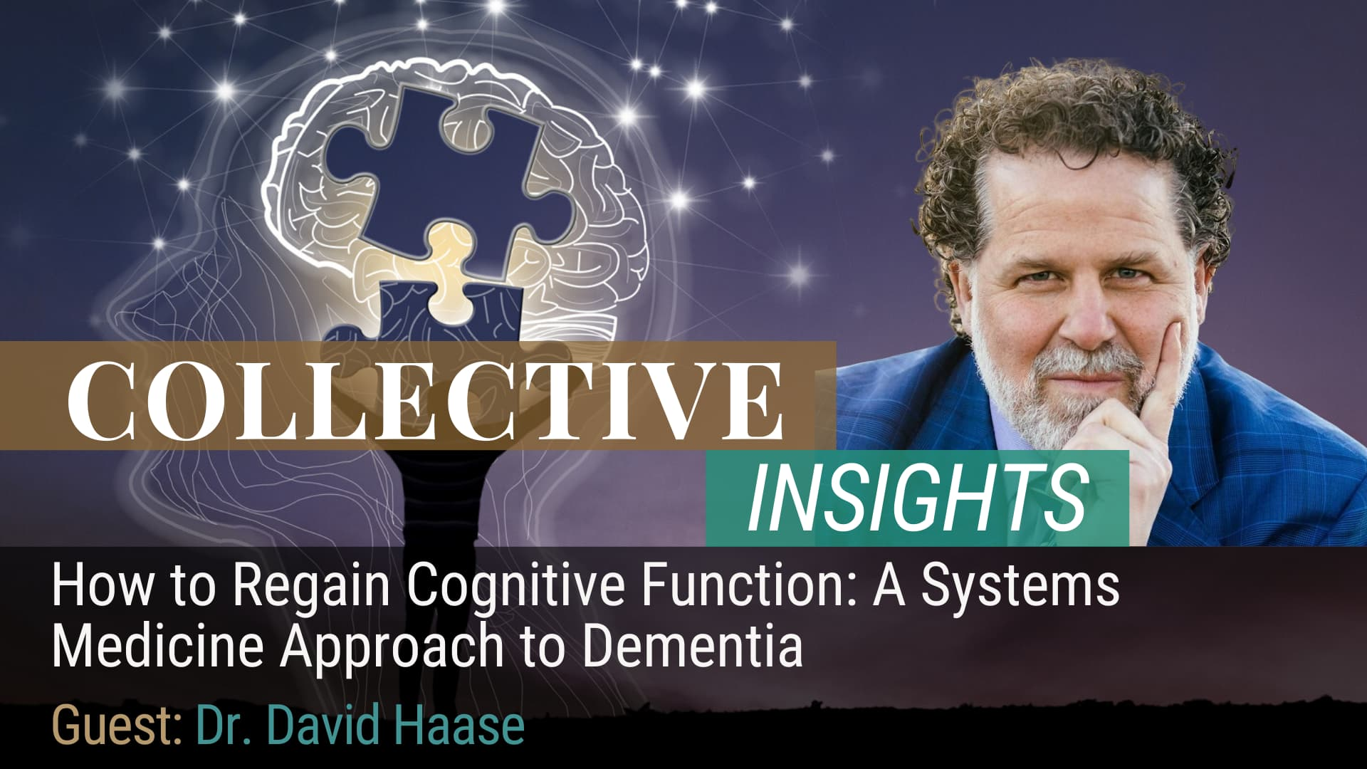 How to Regain Cognitive Function: A Systems Medicine Approach to Dementia