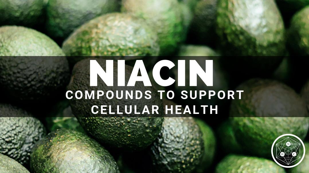 Benefits of Niacin & Niacinamide