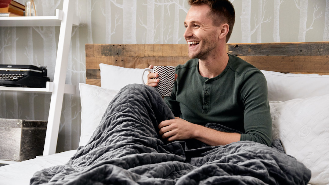 Optimize Sleep and Manage Stress: Q&A with the CEO of Gravity Blanket