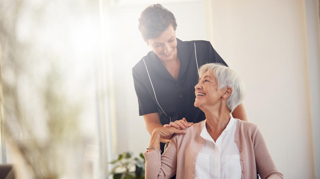 Inspirational Senior Living Facility Offers Hope for Dementia