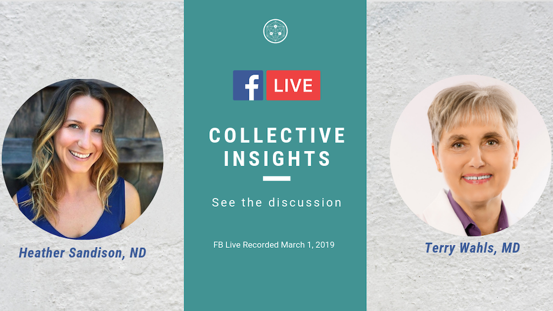Gut Microbiome Diversity & The Wahls Diet: Facebook Live with Dr. Terry Wahls