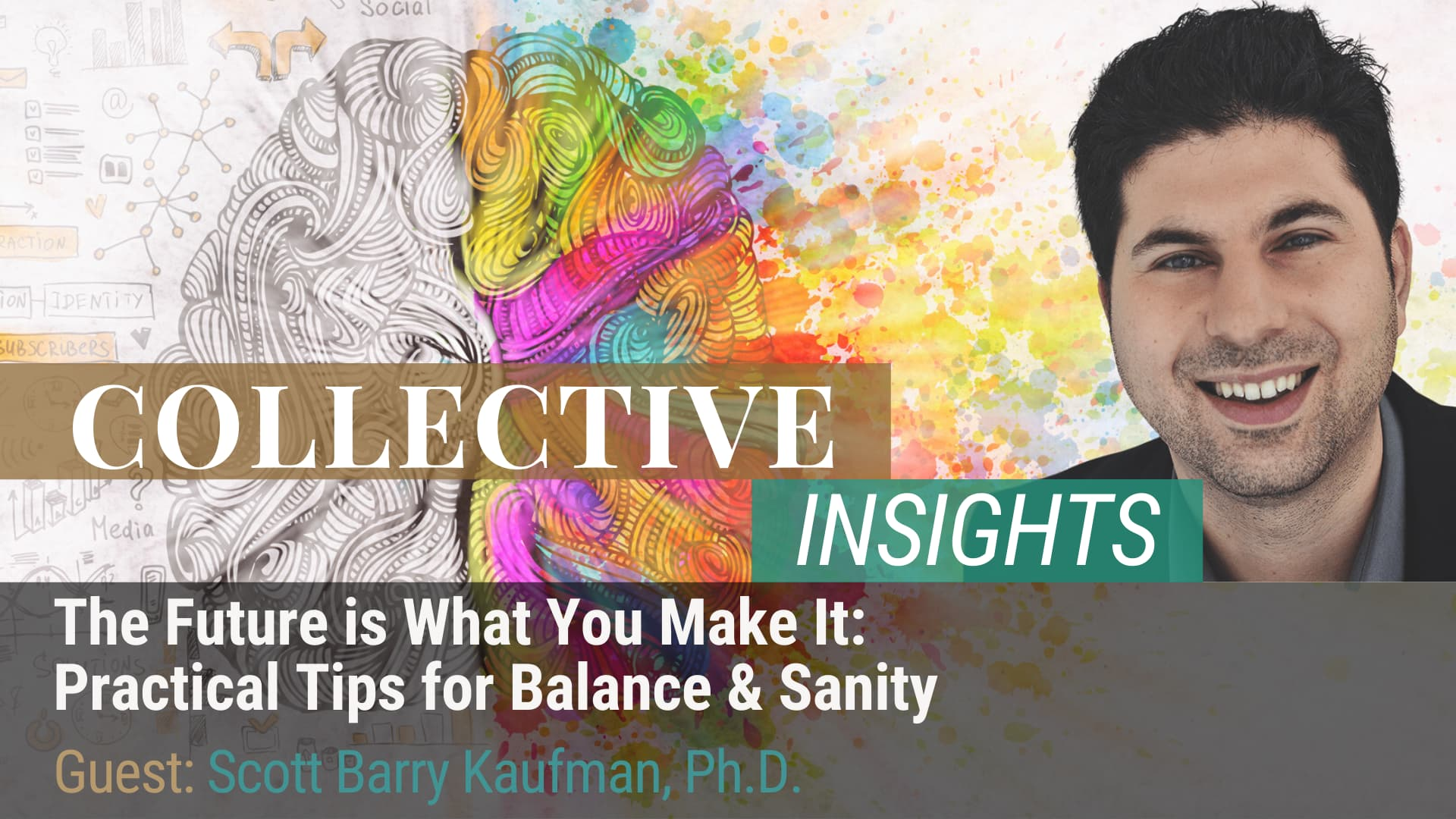 The Future Is What You Make It: Practical Tips for Balance & Sanity