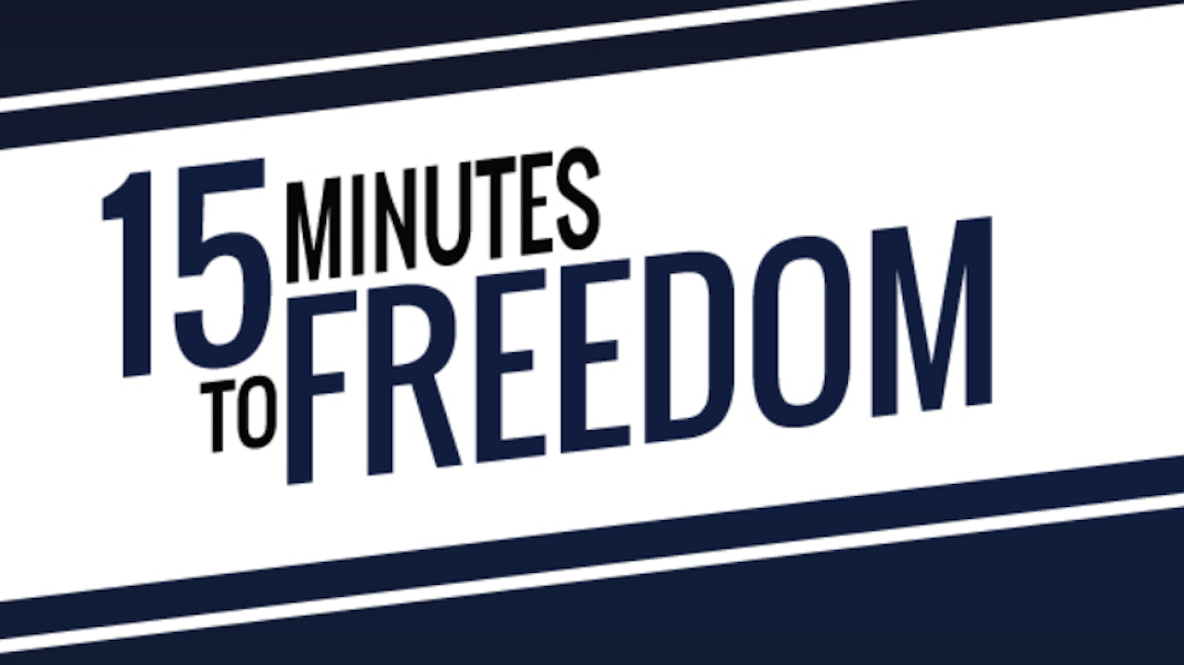15 Minutes to Freedom Podcast with Greg Kelly, ND