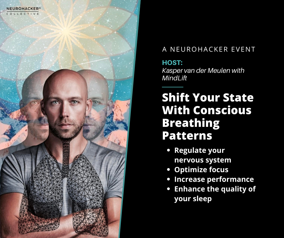 Shift Your State With Conscious Breathing Patterns