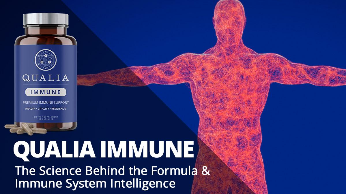 Qualia Immune - The Science Behind The Formula & Immune System Intelligence