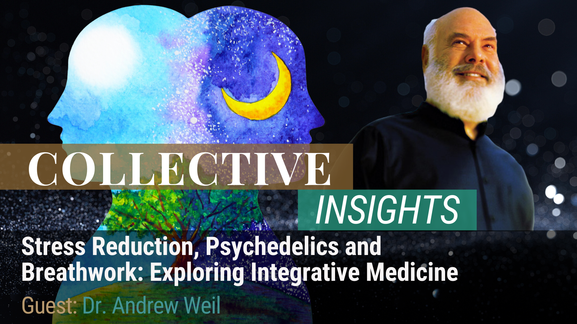 Stress Reduction, Psychedelics and Breathwork: Exploring Integrative Medicine