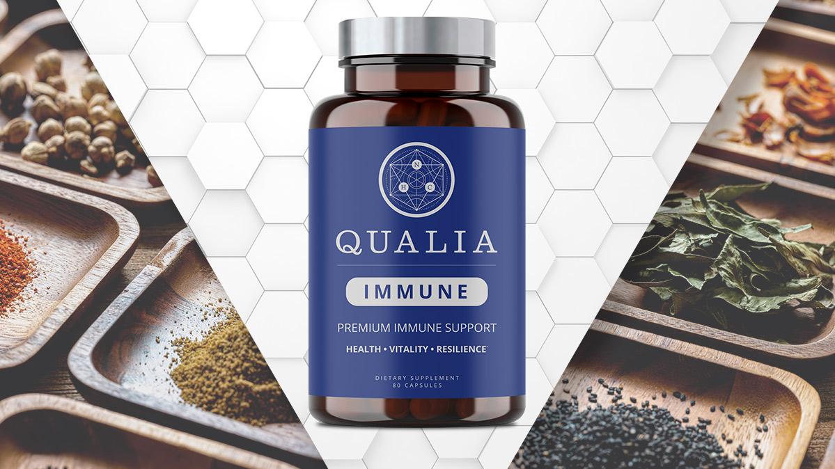 The Formulator's View of the Qualia Immune Ingredients