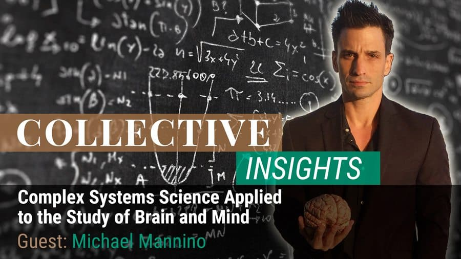 Complex Systems Science Applied to the Study of Brain and Mind with Michael Mannino