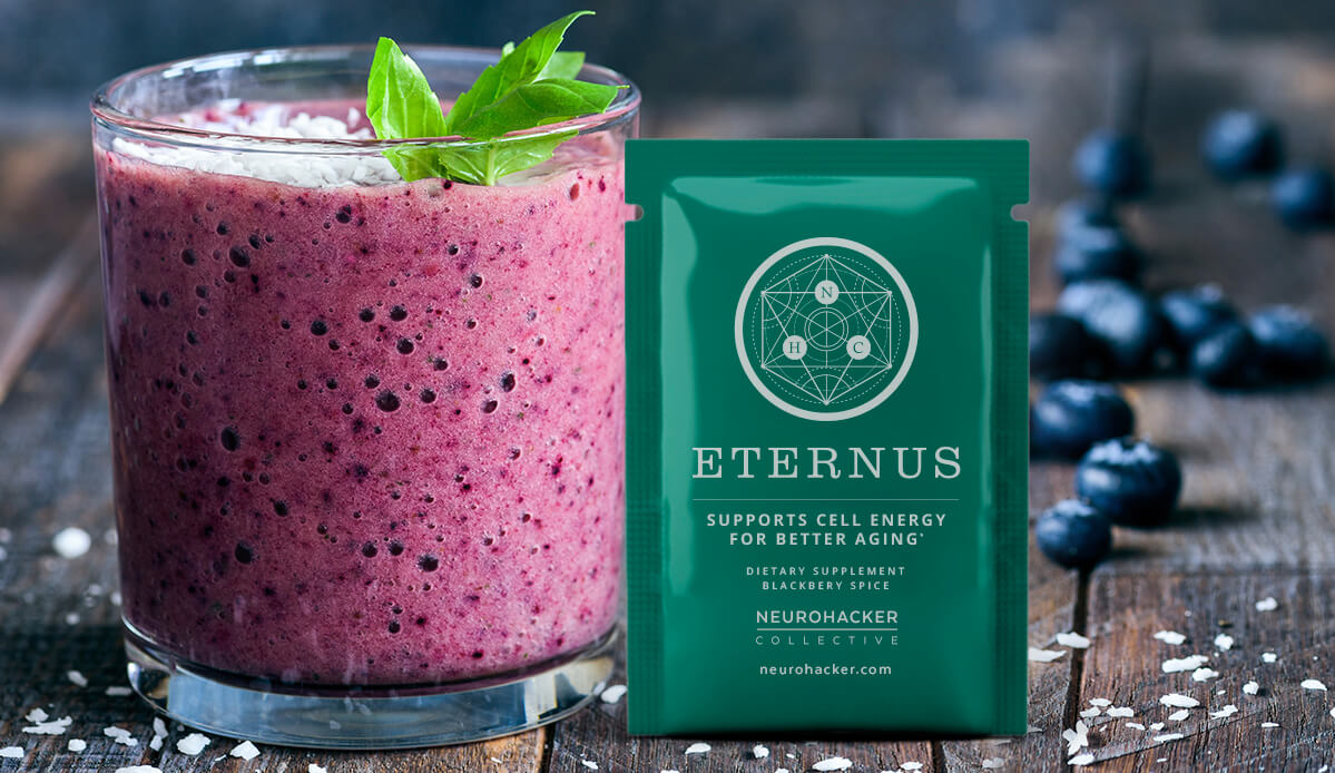 Eternus Vitality Berry Smoothie