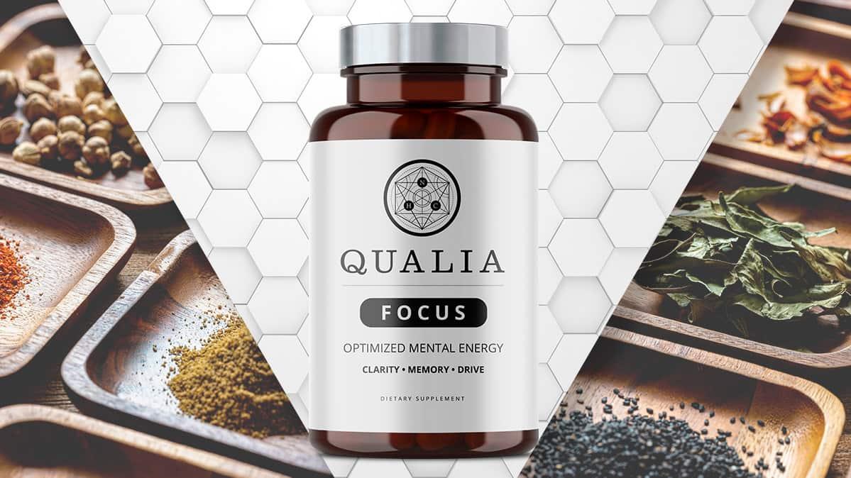 The Formulator's View of the Qualia Focus Ingredients
