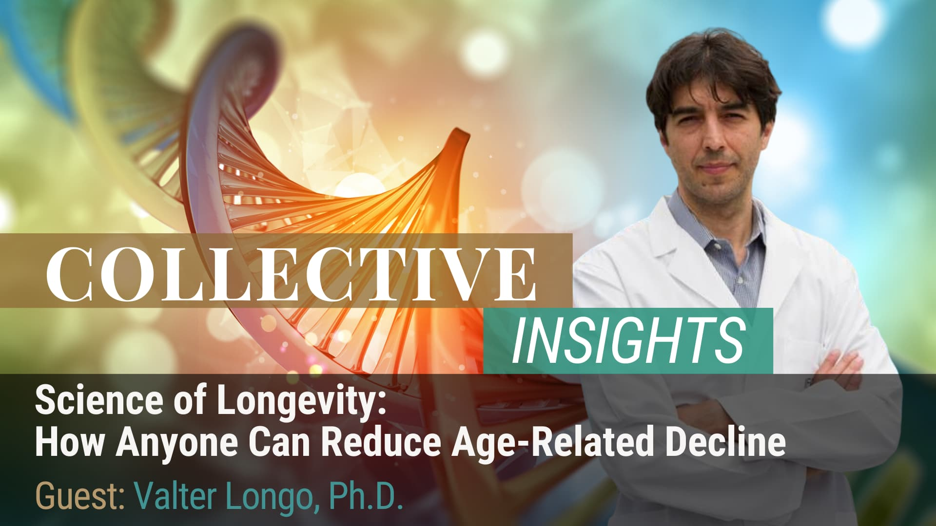 Science of Longevity: How Anyone Can Reduce Age-Related Decline