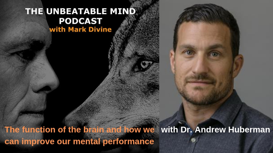 The Function of the Brain and how we can Improve our Mental Performance with Dr. Andrew Huberman