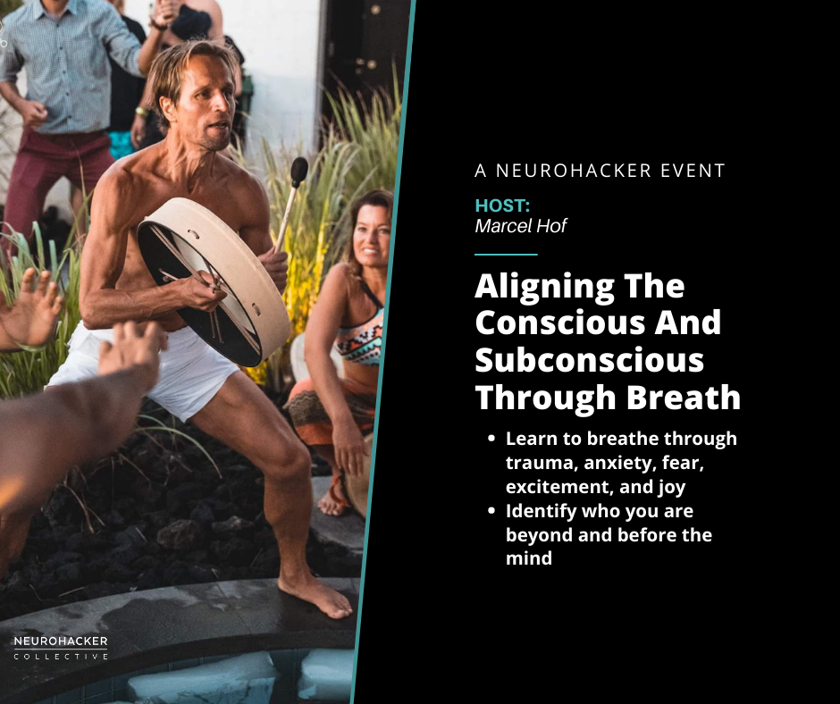 Aligning The Conscious and Subconscious Through Breath