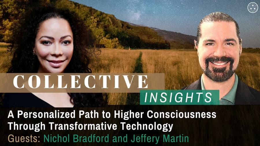A Personalized Path to Higher Consciousness Through Transformative Technology