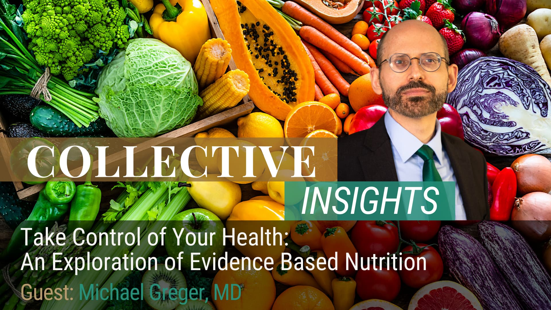 Take Control of Your Health: An Exploration of Evidence Based Nutrition
