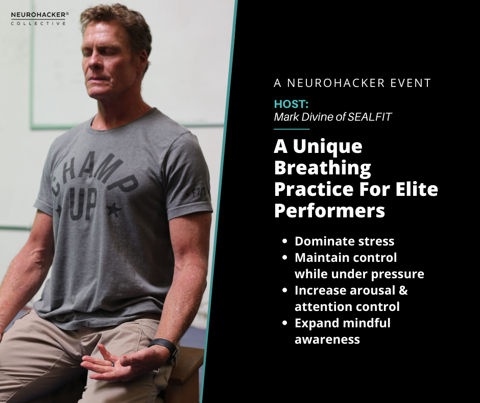 A Unique Breathing Practice For Elite Performers