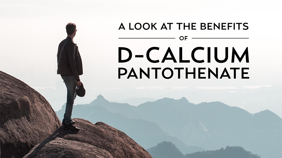 A Look at the Benefits of D-Calcium Pantothenate