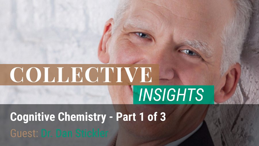 Cognitive Chemistry - Part 1 of 3 - Dr. Dan Stickler