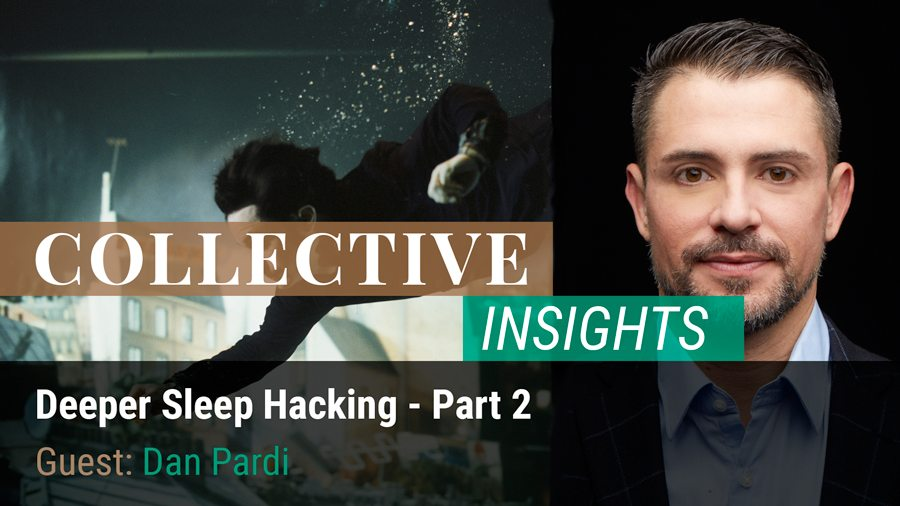Deeper Sleep Hacking - Part 2 - Dan Pardi