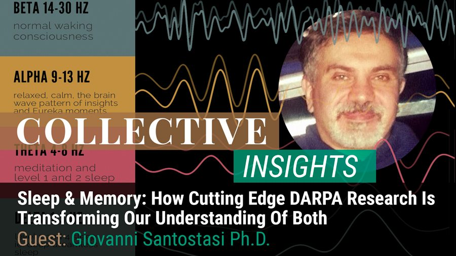 Sleep & Memory: How Cutting Edge DARPA Research Is Transforming Our Understanding Of Both