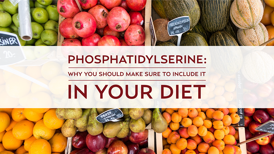 Phosphatidylserine: Why You Should Include it in Your Diet