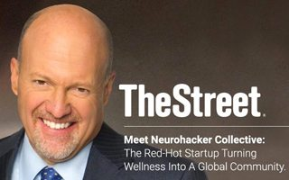 Neurohacker Collective Featured on Jim Cramer's The Street