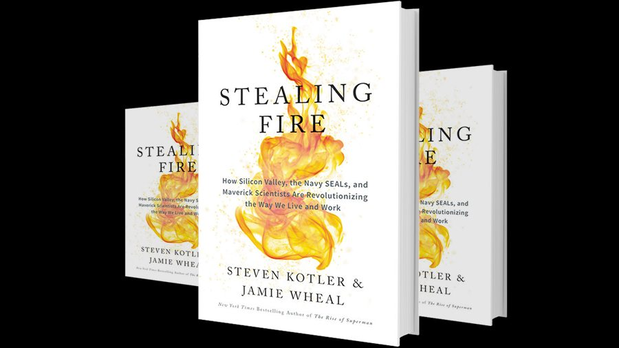 Using Sex, Psychology & Surfing to Reprogram Your State of Consciousness from Jamie Wheal's Stealing Fire