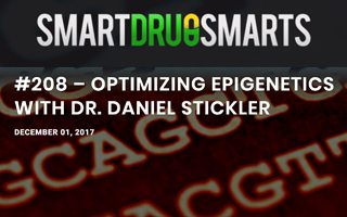 Optimizing Epigenetics with Dr. Daniel Stickler