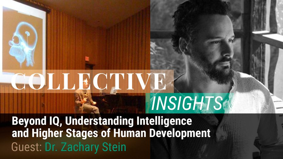 Beyond IQ, Understanding Intelligence and Higher Stages of Human Development - Dr. Zachary Stein