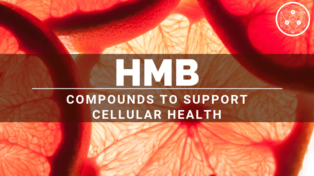 Calcium β-Hydroxy-β-Methylbutyrate (HMB): Sources And Benefits