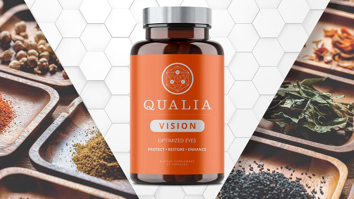 The Formulator's View of the Qualia Vision Ingredients